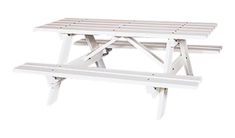 6-Foot Casual Picnic Table