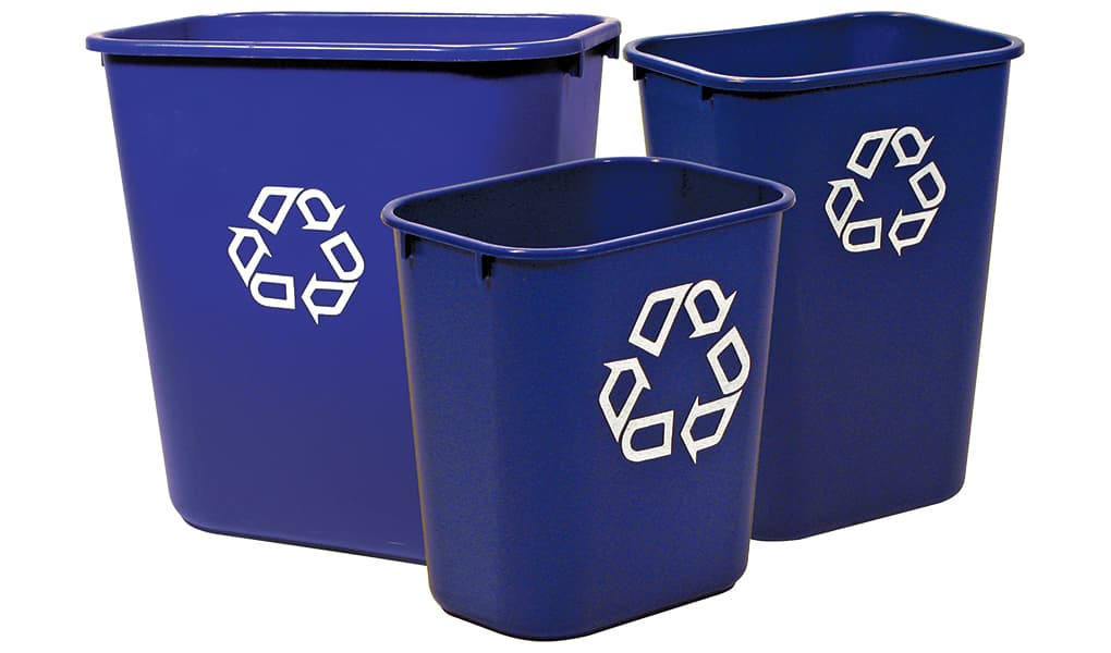 Deskside Recycling Containers | 2957-73