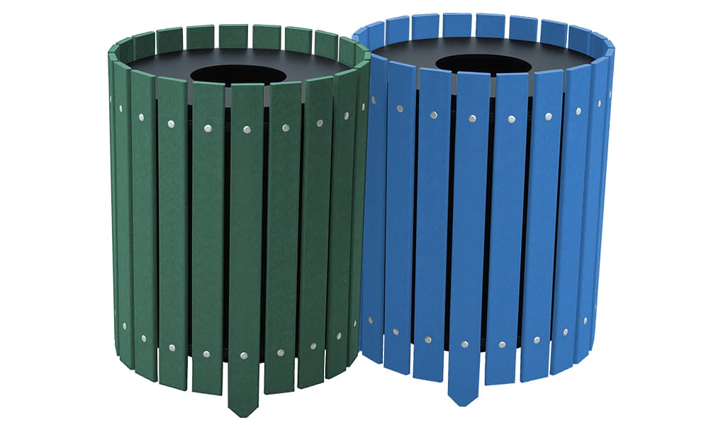 Recycling Station | EC20-2| Round