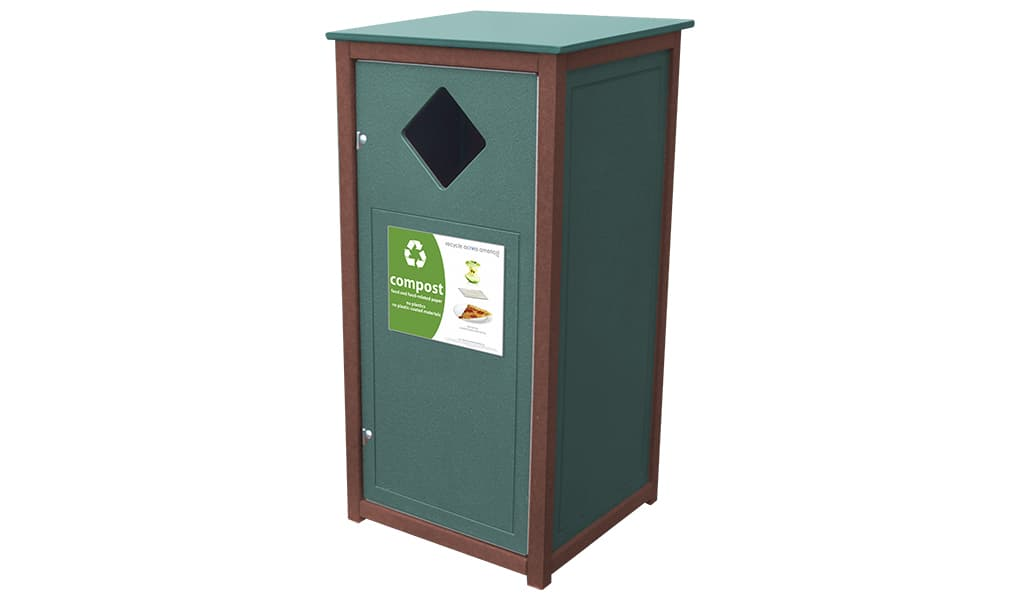 Recycling Station | EC32| Round