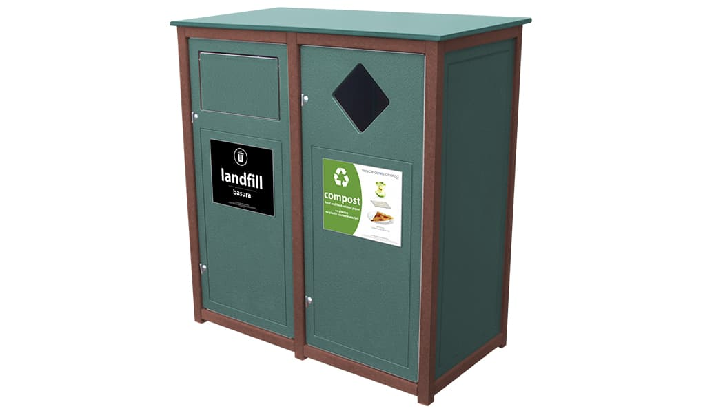 Recycling Station | EC32s-2