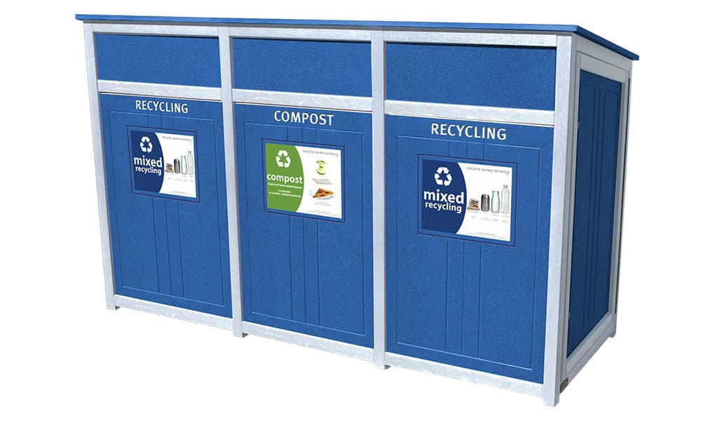 Recycling Station | EC40-3