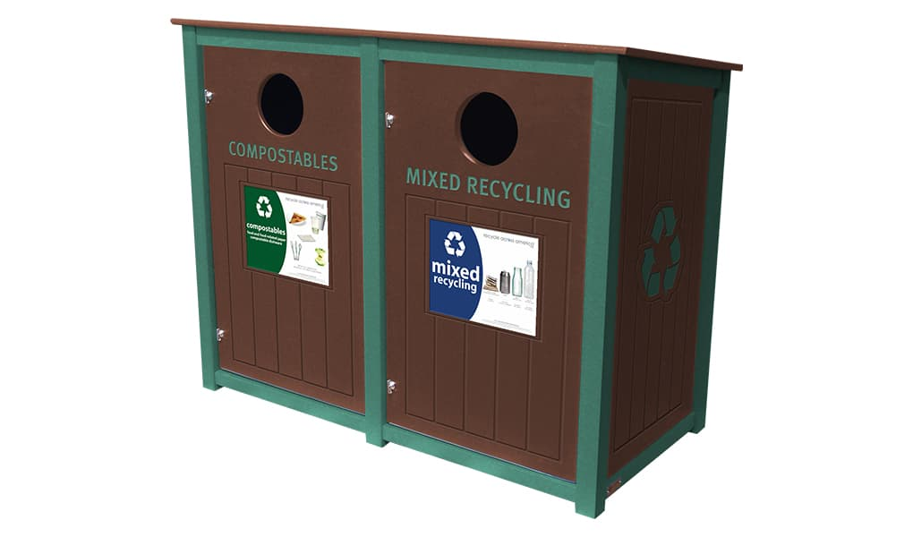 Recycling Station | EC40H-2