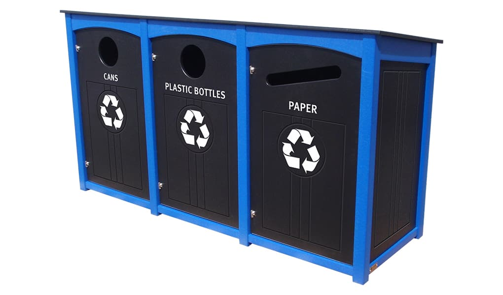 Recycling Station | EC40LX-3