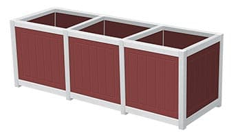 EasyCare Spruce Planter Box