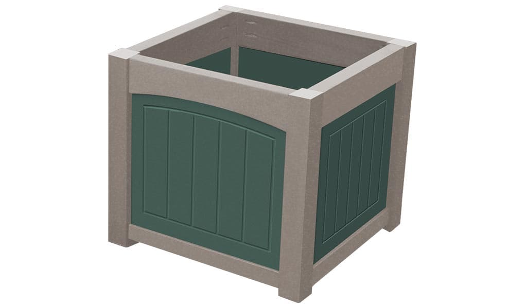 EasyCare Single Emerald Planter
