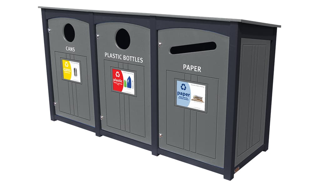 Recycling Station | EC45LX-3