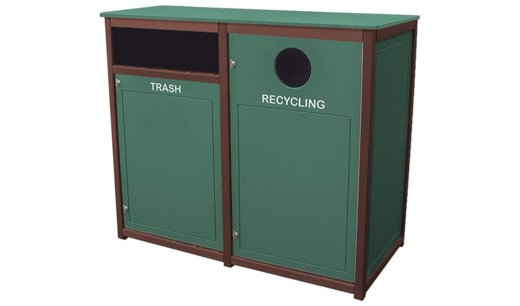 Recycling Station | EC55-2