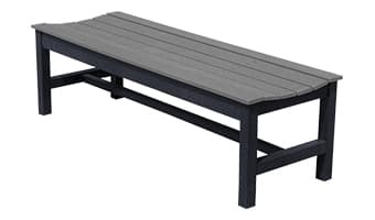EasyCare Imperial Backless Bench