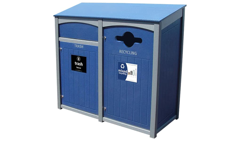 Recycling Station | EC55LX-2