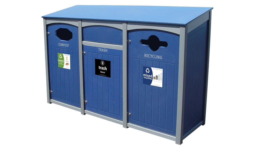 Recycling Station | EC55LX-3