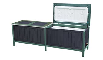 EasyCare Spruce 200 Quart Double Hudson Ice Chest