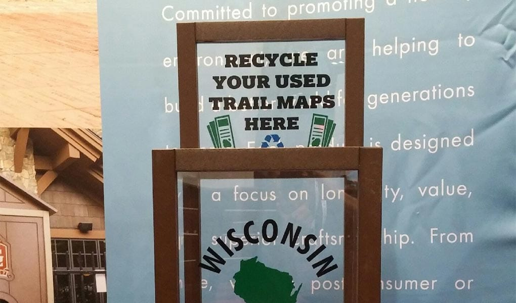 EasyCare Map Recycle Bin