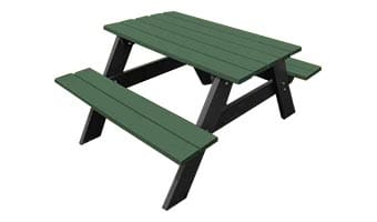 4-Foot Economy Picnic Table