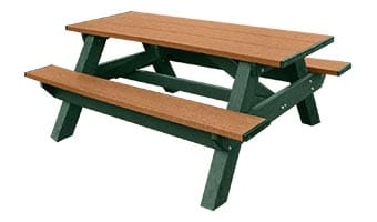 6-Foot Standard Picnic Table