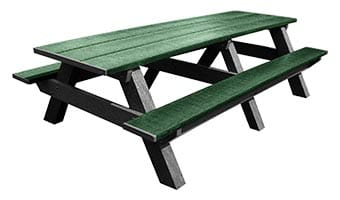 8-Foot Standard Picnic Table