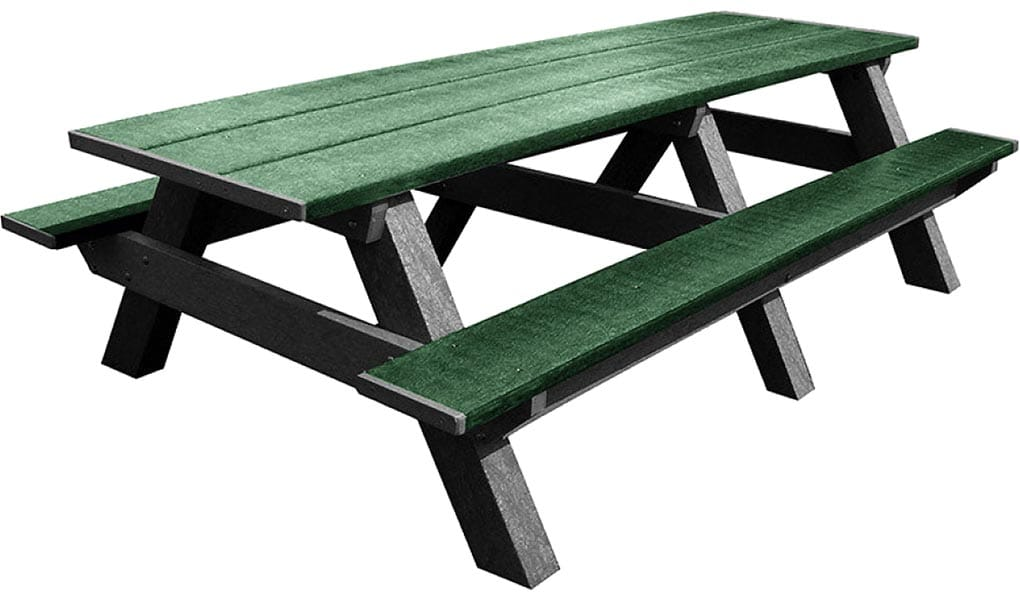 8-Ft Standard Picnic Table