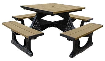 town sqaure picnic table