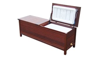 Rinowood Spruce 72 Quart Potbelly Ice Chest