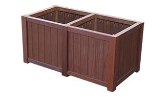 Rinowood Hunter Double Planter Box