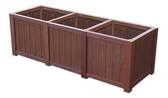 Rinowood Hunter Triple Planter Box